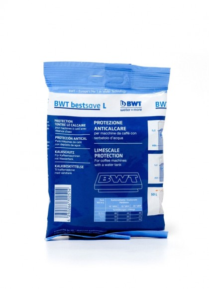 BWT Bestsave L* Tavoletta decalcificante