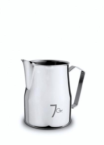 Lattiera Acciaio 7Gr. 35 ml