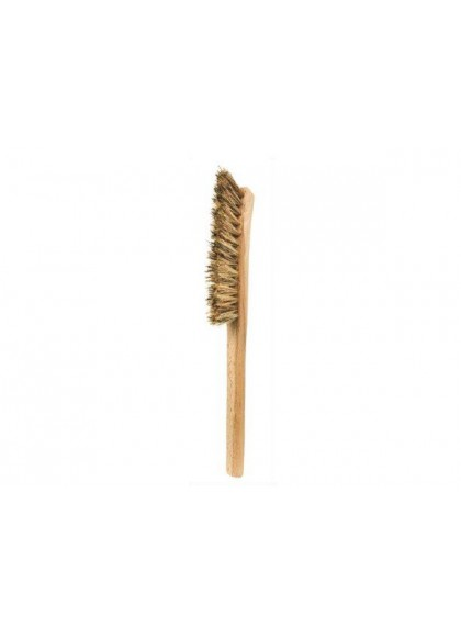 Small Wooden Corner Scrubbing Brush