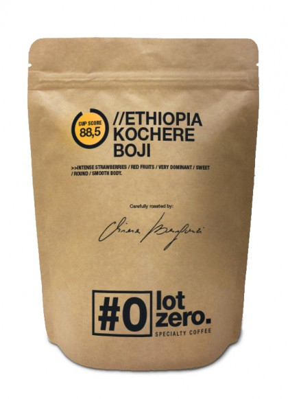 LotZero Specialty Ethiopia Kochere Boji 250 g bag