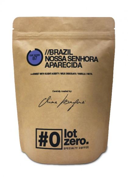 LotZero Specialty Brazil Nossa Senhora 250 g bag