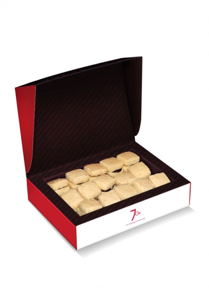 Cookies Baci Box of 150 gr