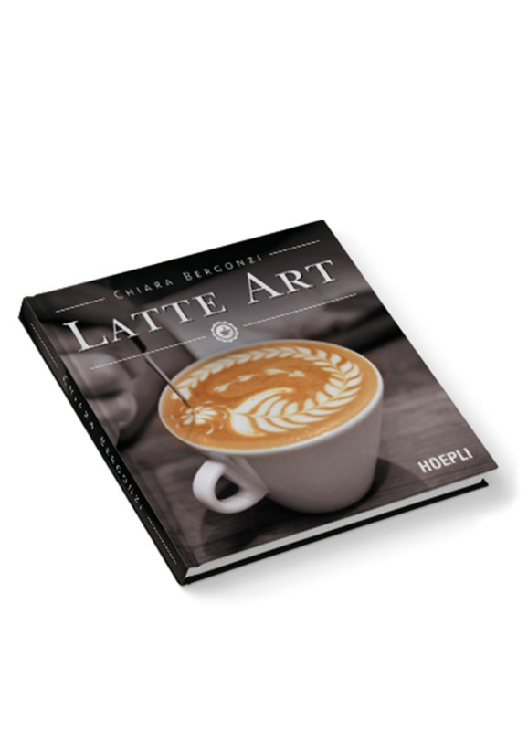 """Latte Art"" book by Chiara Bergonzi"