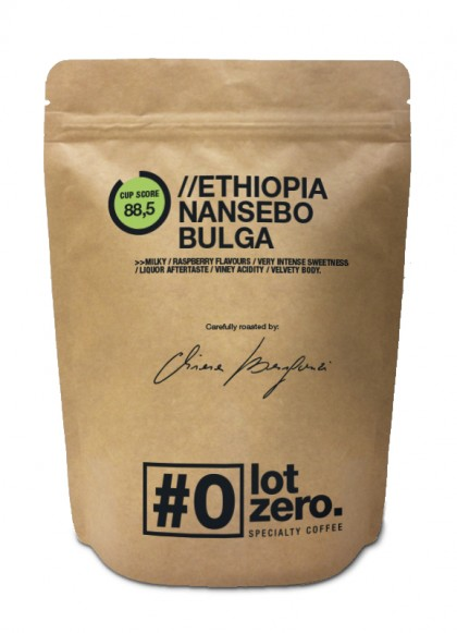 Lot Zero Specialty Etiopia Nansebo Bulga Bus 250gr