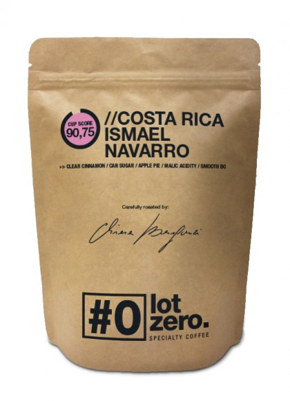 LotZero Specialty Costa Rica Ism Nav Bus 250gr