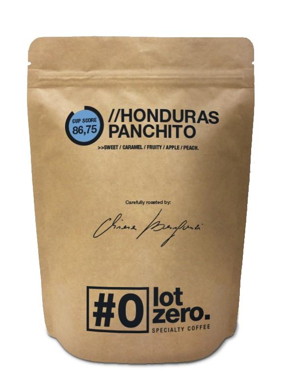 LotZero Specialty Honduras Villeda Hon Bus 250gr