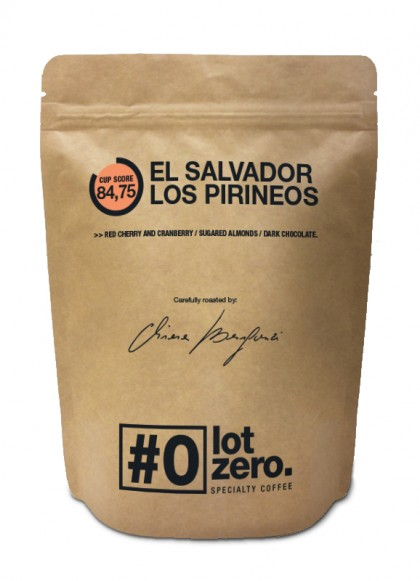 LotZero Specialty El Salvador Los Pirineos Orange Bag 250g