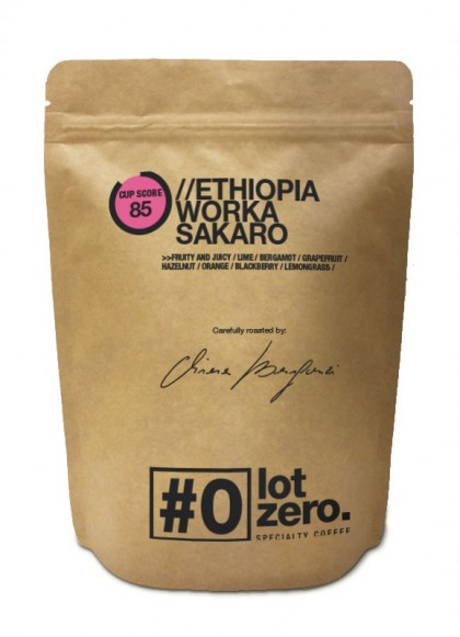 LotZero Specialty Ethiopia Worka Sakaro Bag 250 gr