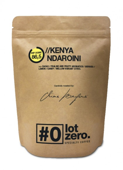 LotZero Specialty Kenya Ndaroini Bag 250gr