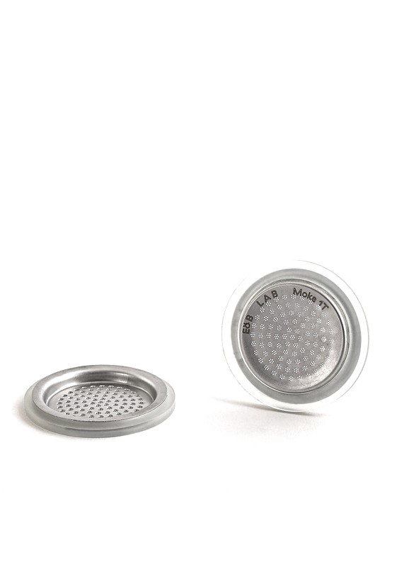 E&B LAB Inox Filter For Moka 6 Tazze