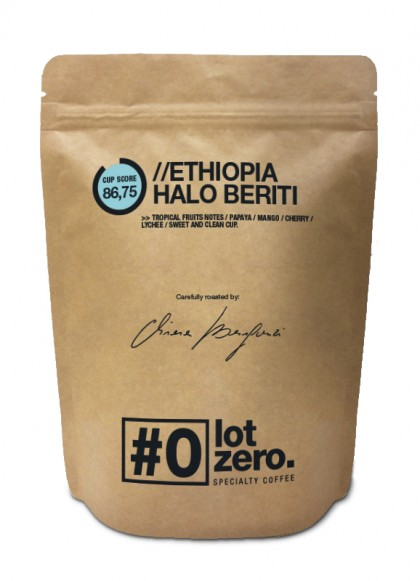 LotZero Specialty Ethiopia Halo Beriti Bag 250gr
