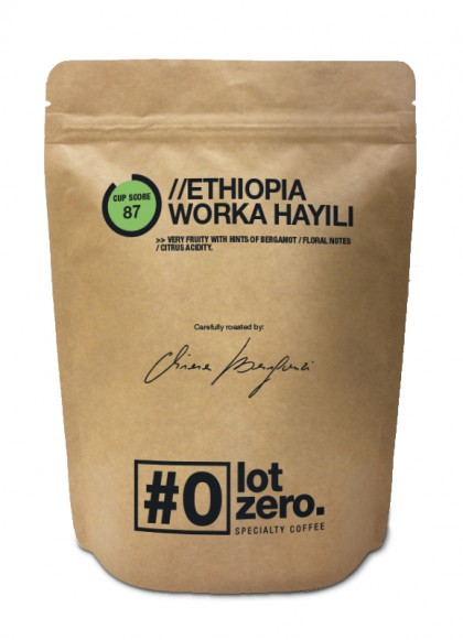 LotZero Specialty Ethiopia Worka Hayli Busta 250gr