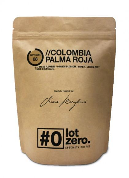 LotZero Specialty Colombia Palma Roja Busta 250gr