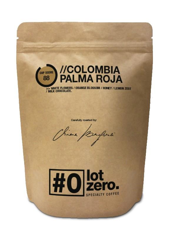 LotZero Specialty Colombia Palma Roja 250gr