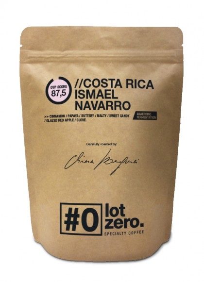 LotZero Specialty Costa Rica Ism Anaerobico 250gr