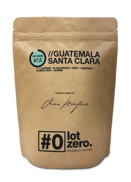LotZero Specialty Guatemala Santa Clara Busta 250gr