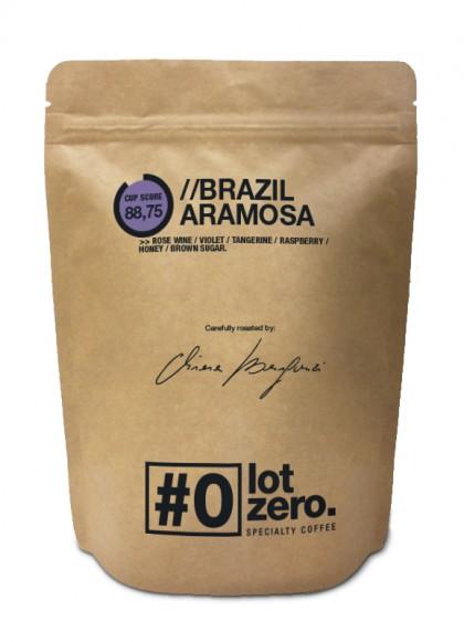 LotZero Specialty Brazil Aramosa Busta 250gr
