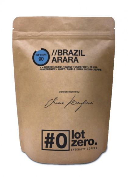 LotZero Specialty Brazil Arara Busta 250gr