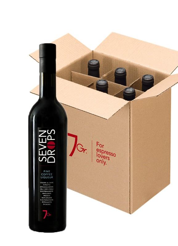 Liquore Sevendrops 50cl - 6 bottiglie