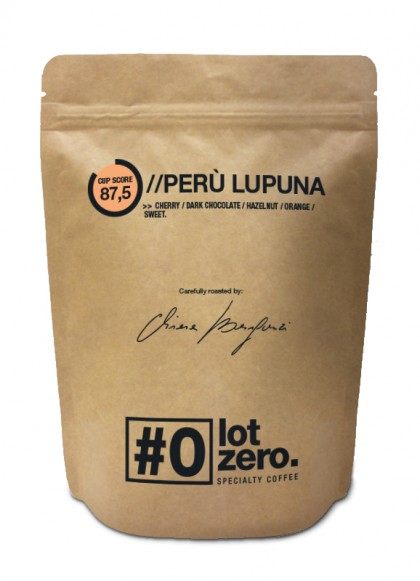 LotZero Specialty Peru Lupuna Bag 250gr