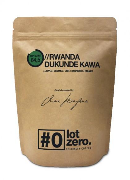 LotZero Specialty Rwanda Dukunde Kawa Bag 250gr