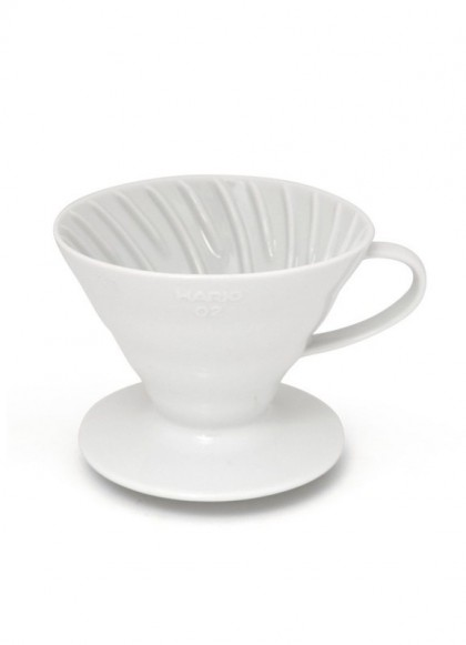 Hario Dripper V60 Ceramic White