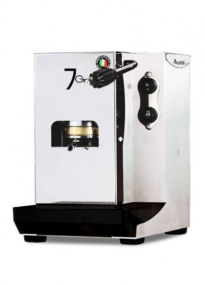 Macchina Espresso AROMA PLUS BASIC BIANCA