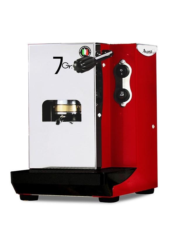 Macchina Espresso AROMA PLUS BASIC ROSSA