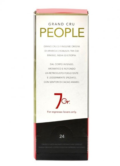 People Astuccio da 24 cialde
