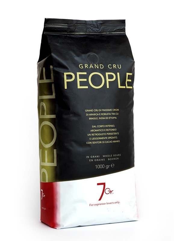 PEOPLE WHOLE BEANS KILO BAG