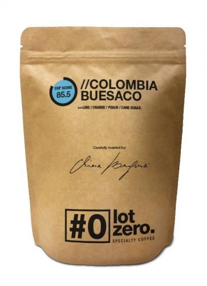 LotZero Colombia Buesaco Busta 250 g