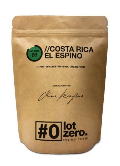 LotZero Costa Rica El Espino Busta 250 g
