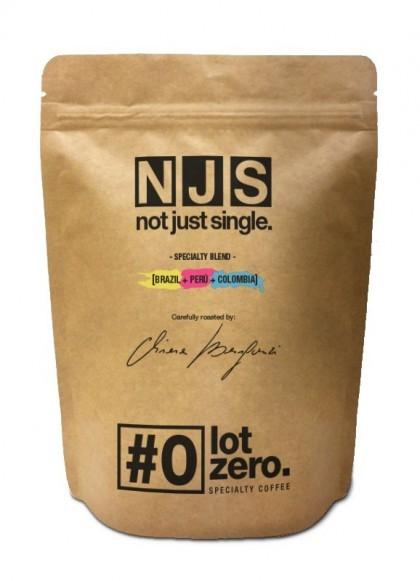 LotZero Blend NJS Bra|Per|Col Busta 250 g